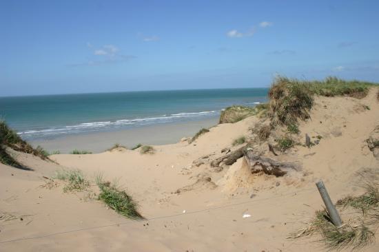 Dune en côte d'Opale
